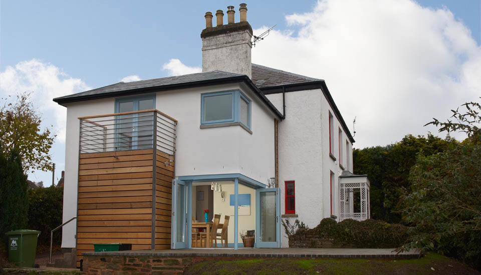 ARCHITECT Nailsworth Stroud | sustainable ecoloical contemporary ...